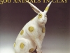 500 Animals in Clay - Front cover